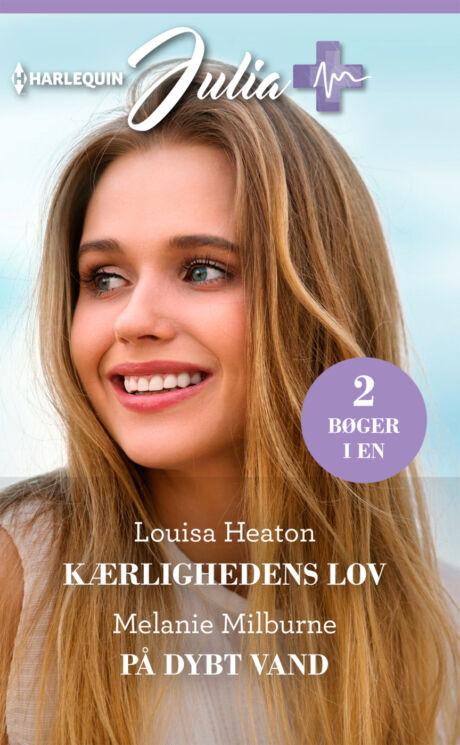 Harpercollins Nordic Kærlighedens lov/På dybt vand