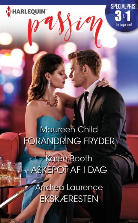 Harpercollins Nordic Forandring fryder/Askepot af i dag/Ekskæresten