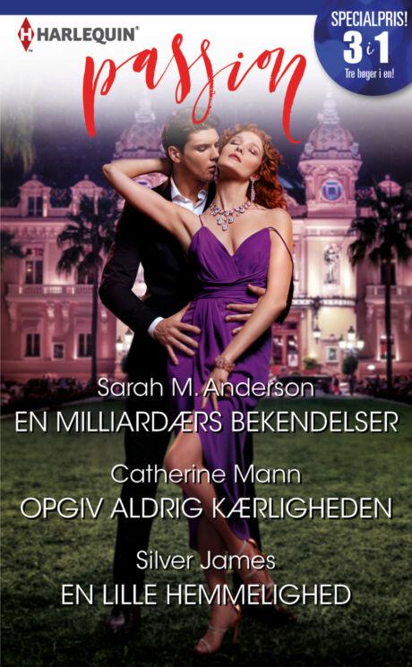 Harpercollins Nordic En milliardærs bekendelser/Opgiv aldrig kærligheden/En lille hemmelighed