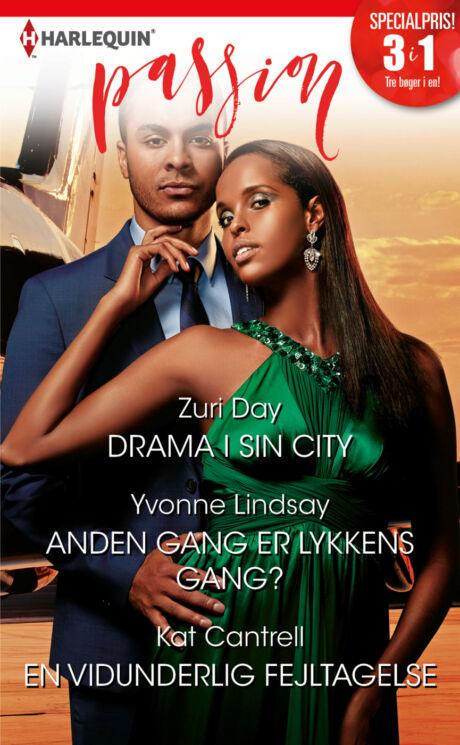 Harpercollins Nordic Drama i Sin City/Anden gang er lykkens gang?/En vidunderlig fejltagelse
