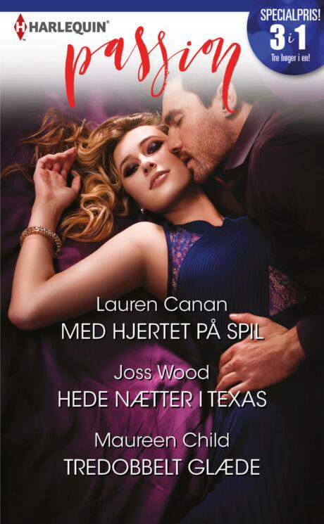 Harpercollins Nordic Med hjertet på spil/Hede nætter i Texas/Tredobbelt glæde
