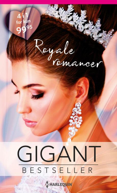 Harpercollins Nordic Royale romancer