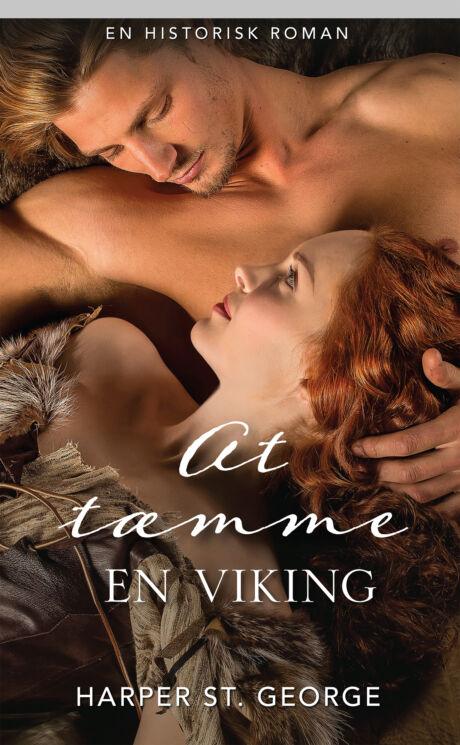 Harpercollins Nordic At tæmme en viking