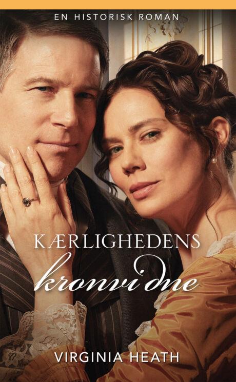 Harpercollins Nordic Kærlighedens kronvidne