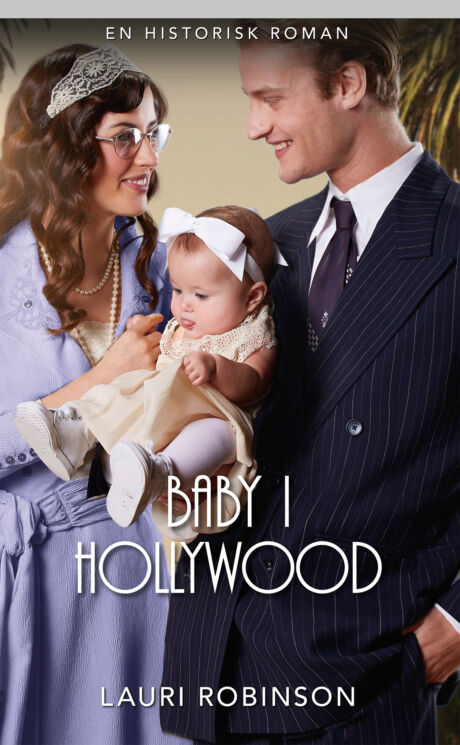 Harpercollins Nordic Baby i Hollywood