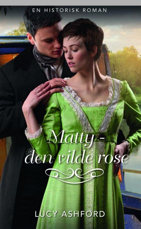 Harpercollins Nordic Matty - den vilde rose
