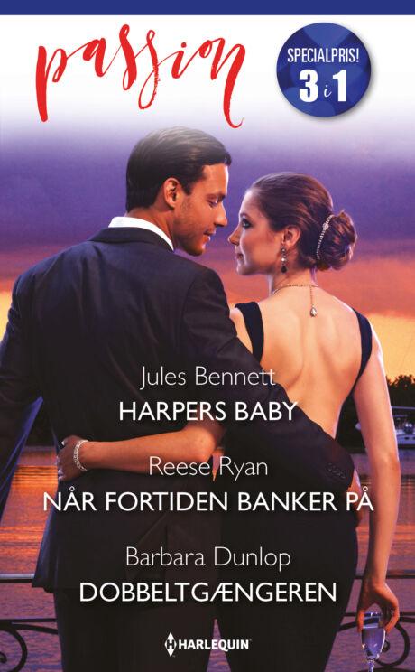 Harpercollins Nordic Harpers baby/Når fortiden banker på/Dobbeltgængeren