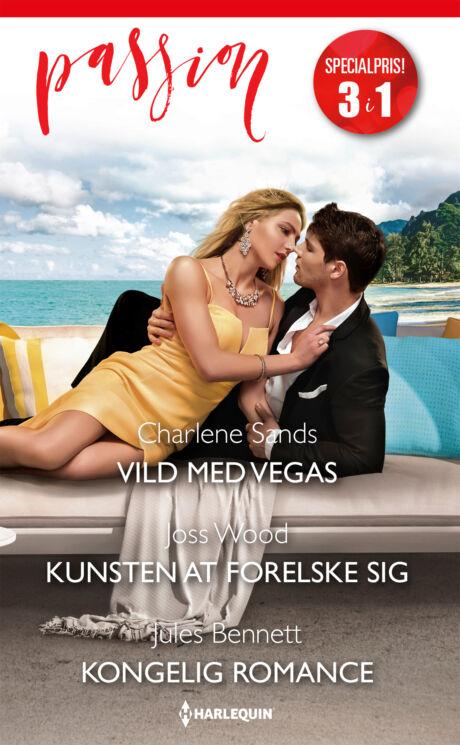 Harpercollins Nordic Vild med Vegas/Kunsten at forelske sig/Kongelig romance