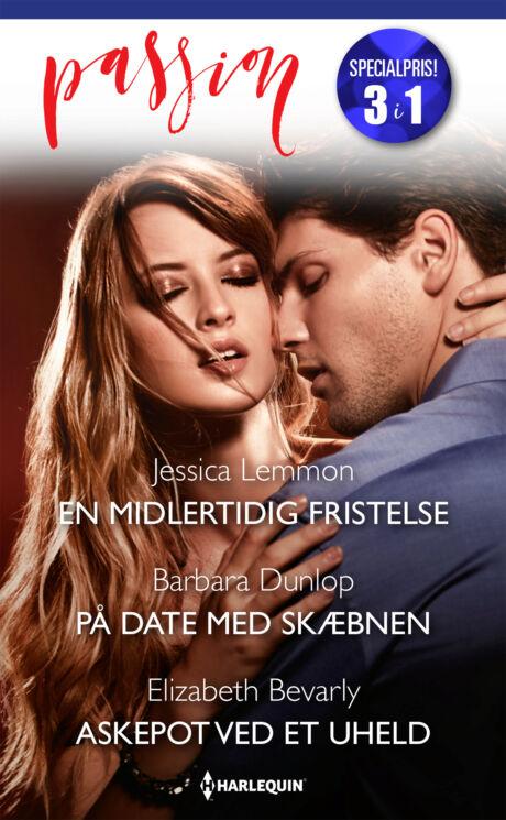 Harpercollins Nordic En midlertidig fristelse/På date med skæbnen/Askepot ved et uheld