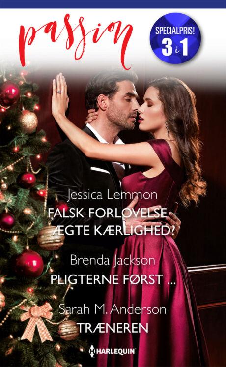 Harpercollins Nordic Falsk forlovelse - ægte kærlighed?/Pligterne først .../Træneren