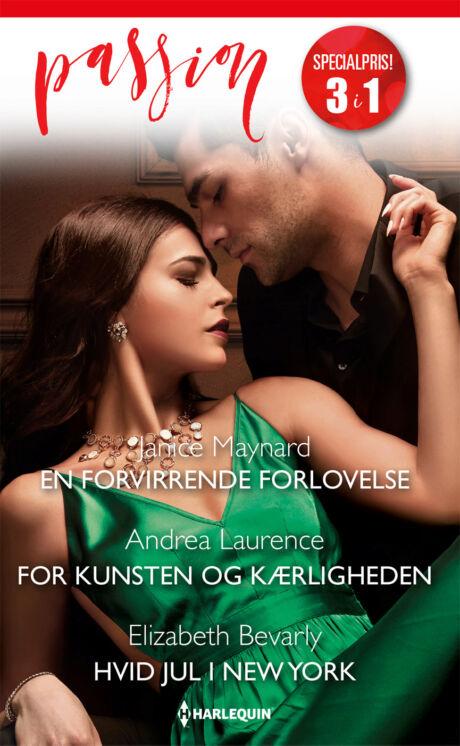 Harpercollins Nordic En forvirrende forlovelse/For kunsten og kærligheden/Hvid jul i New York