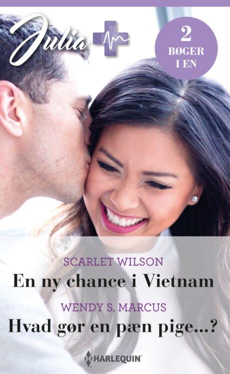 Harpercollins Nordic En ny chance i Vietnam/Hvad gør en pæn pige...?