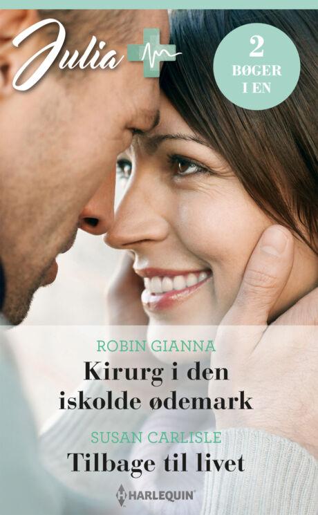 Harpercollins Nordic Kirurg i den iskolde ødemark/Tilbage til livet