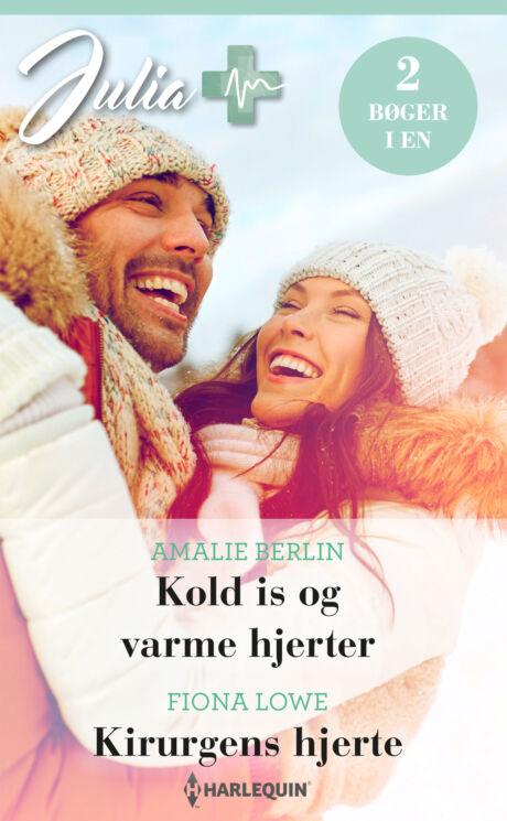 Harpercollins Nordic Kold is og varme hjerter/Kirurgens hjerte