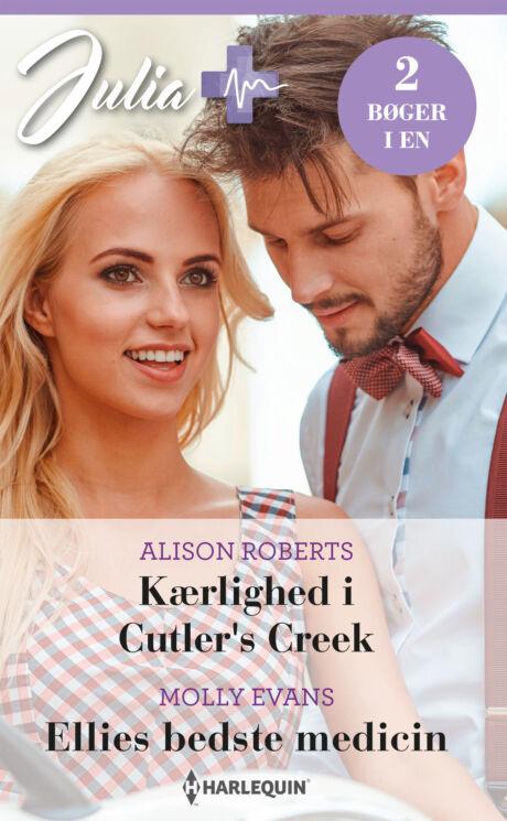 Harpercollins Nordic Kærlighed i Cutler's Creek/Ellies bedste medicin