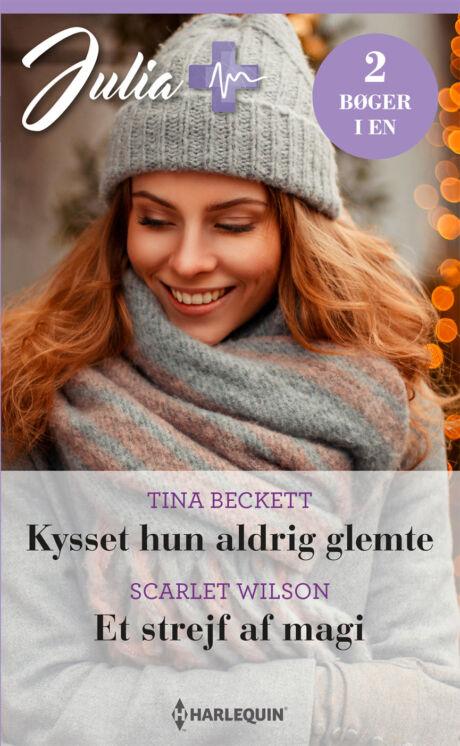 Harpercollins Nordic Kysset hun aldrig glemte/Et strejf af magi