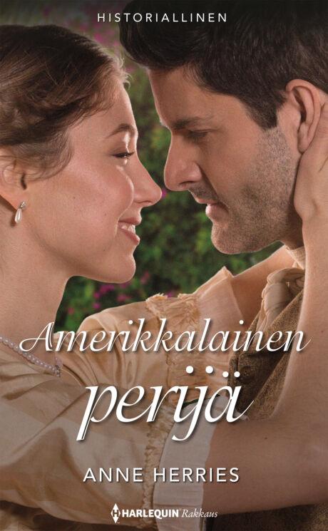 Harpercollins Nordic Amerikkalainen perijä