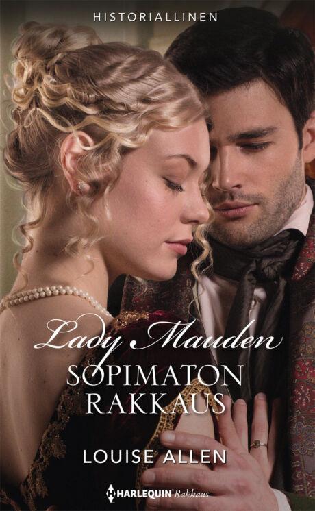 Harpercollins Nordic Lady Mauden sopimaton rakkaus