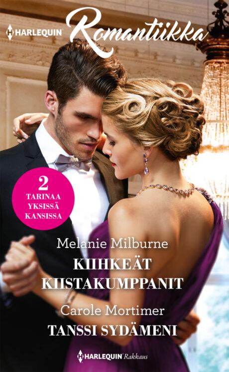 Harpercollins Nordic Kiihkeät kiistakumppanit/Tanssi sydämeni