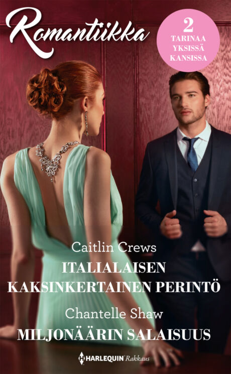 Harpercollins Nordic Italialaisen kaksinkertainen perintö/Miljonäärin salaisuus - ebook