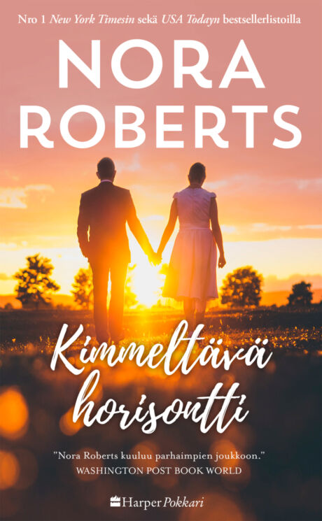 Harpercollins Nordic Kimmeltävä horisontti