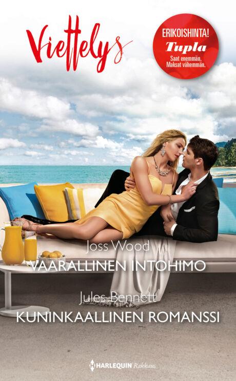 Harpercollins Nordic Vaarallinen intohimo/Kuninkaallinen romanssi