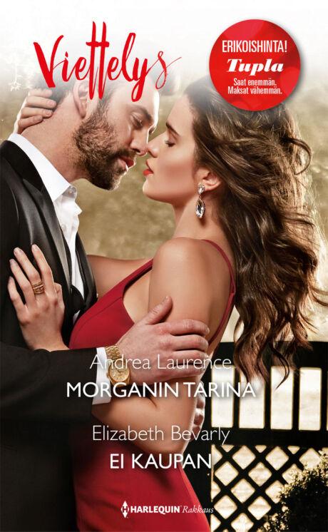 Harpercollins Nordic Morganin tarina/Ei kaupan