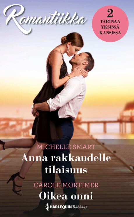 Harpercollins Nordic Anna rakkaudelle tilaisuus /Oikea onni