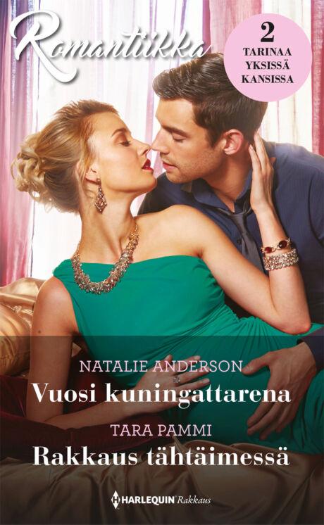 Harpercollins Nordic Vuosi kuningattarena/Rakkaus tähtäimessä