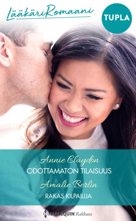 Harpercollins Nordic Odottamaton tilaisuus/Rakas kilpailija