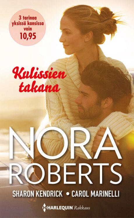 Harpercollins Nordic Kulissien takana