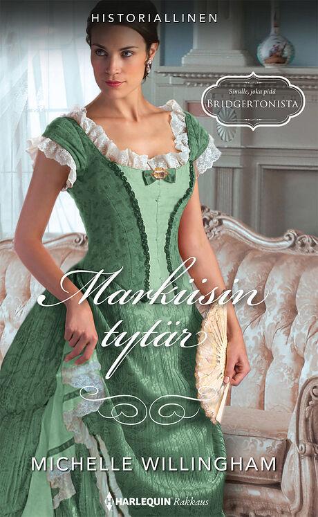 Harpercollins Nordic Markiisin tytär