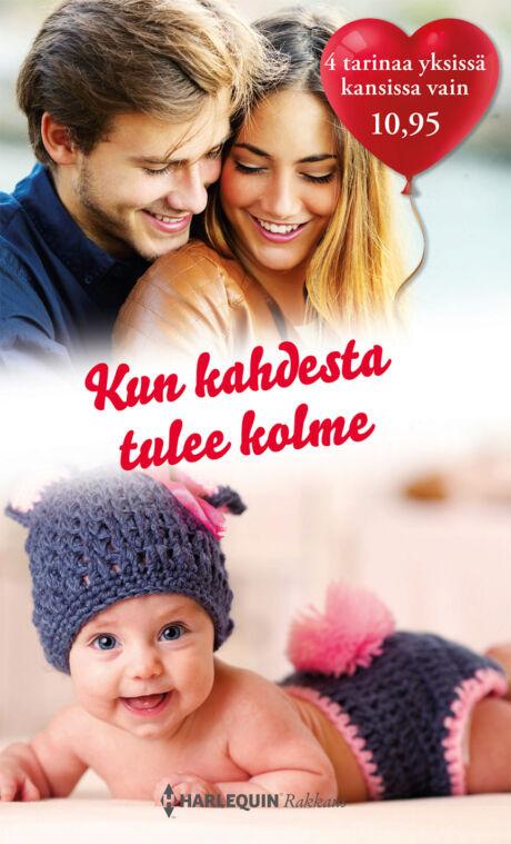 Harpercollins Nordic Kun kahdesta tulee kolme