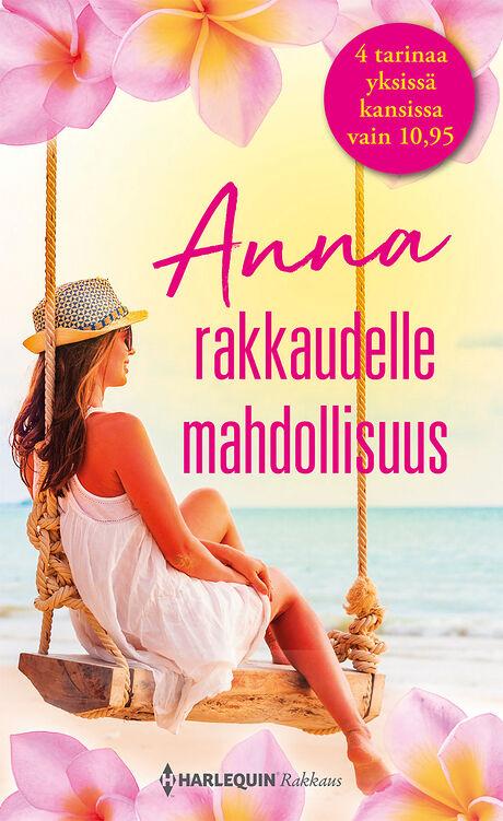 Harpercollins Nordic Anna rakkaudelle mahdollisuus