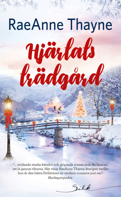 Harpercollins Nordic Hjärtats trädgård