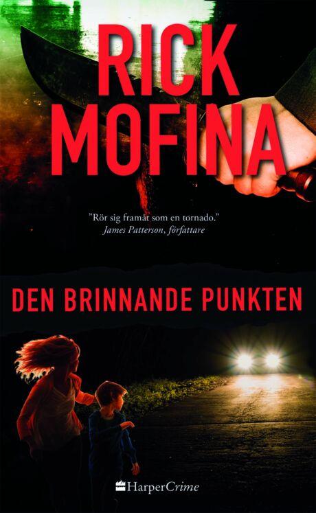 Harpercollins Nordic Den brinnande punkten