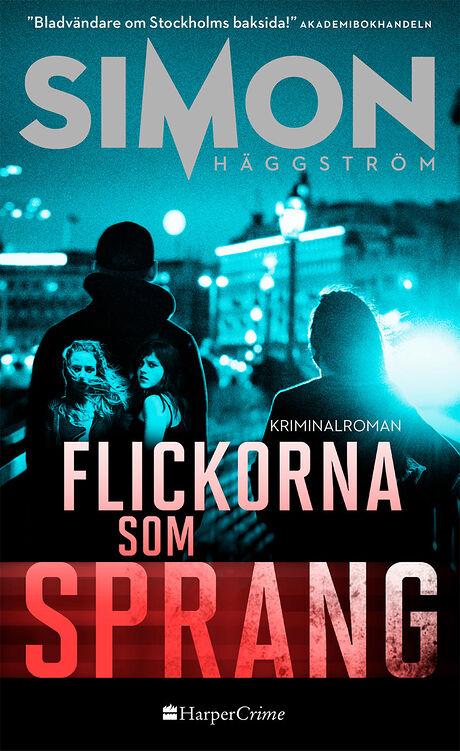 Harpercollins Nordic Flickorna som sprang