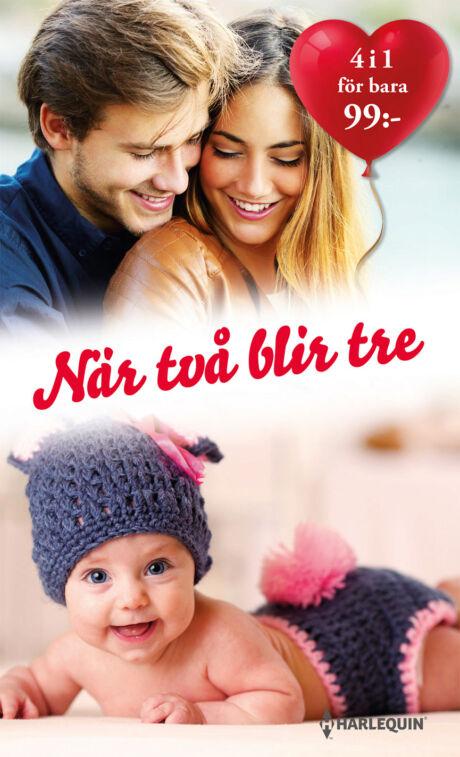 Harpercollins Nordic När två blir tre