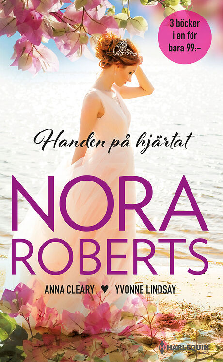 Harpercollins Nordic Handen på hjärtat/Som en vind/Rött för kärlek