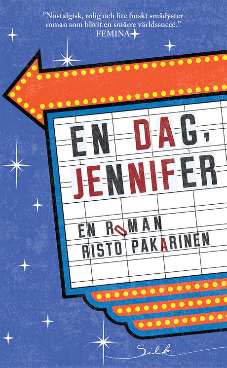 Harpercollins Nordic En dag, Jennifer