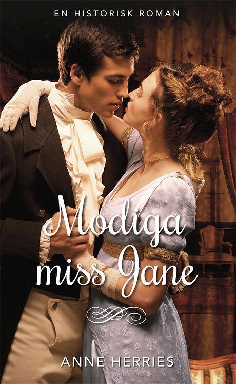 Harpercollins Nordic Modiga miss Jane