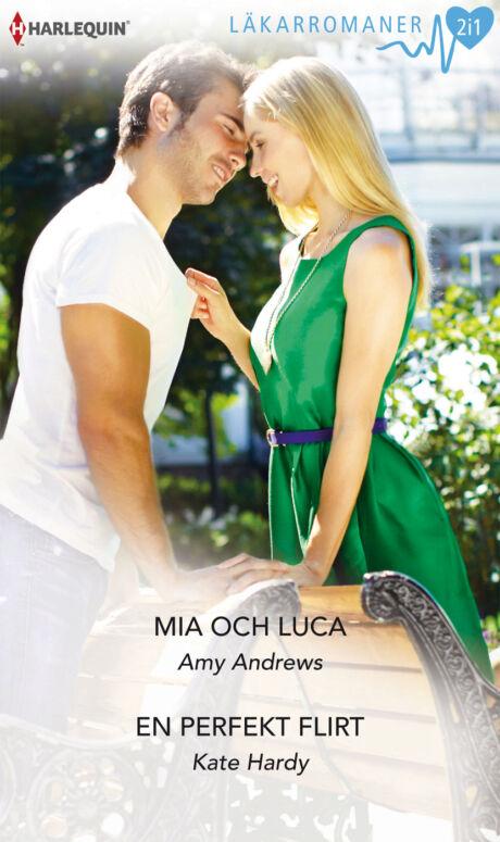 Harpercollins Nordic Mia och Luca/En perfekt flirt
