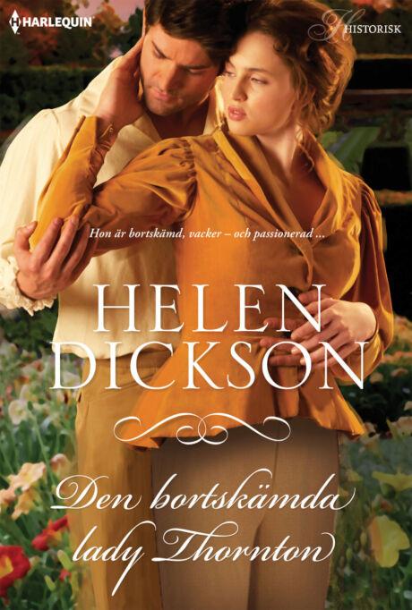 Harpercollins Nordic Den bortskämda lady Thornton