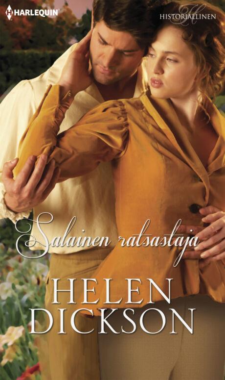 Harpercollins Nordic Salainen ratsastaja