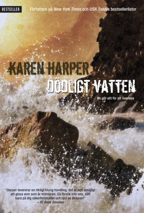Harpercollins Nordic Dödligt vatten - ebook