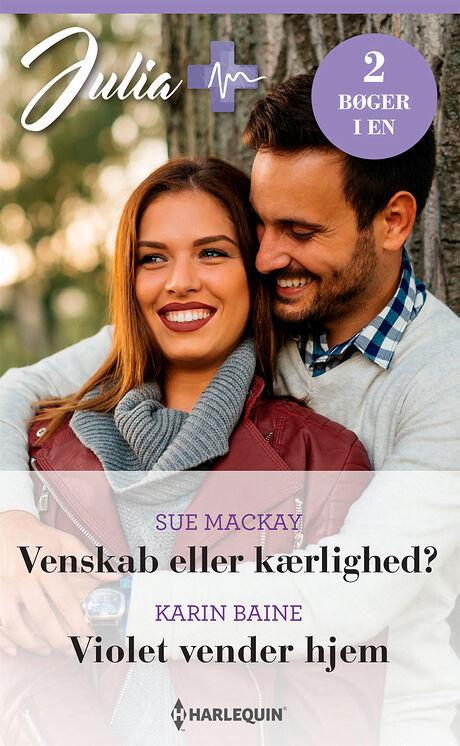 Harpercollins Nordic Venskab eller kærlighed?/Violet vender hjem